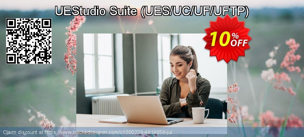 UEStudio Suite - UES/UC/UF/UFTP  coupon on Read Across America Day promotions
