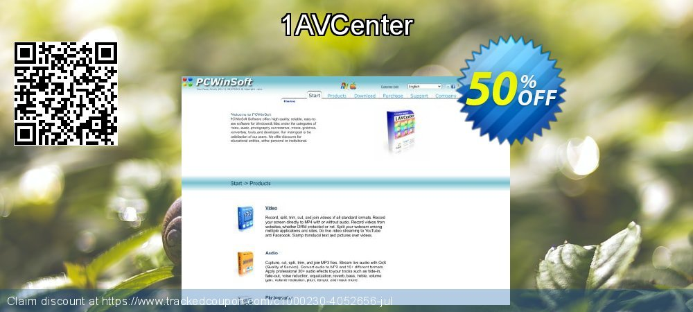 1AVCenter coupon on  Lover's Day discounts