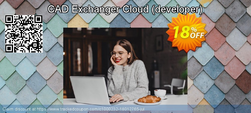 CAD Exchanger Cloud - developer  coupon on Mothers Day offering sales