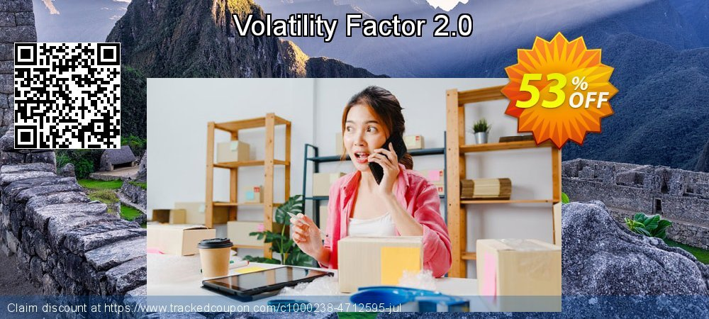 Volatility Factor 2.0 coupon on Lunar New Year deals