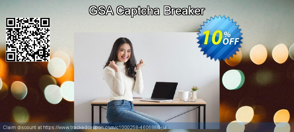 GSA Captcha Breaker coupon on Mom Day discount