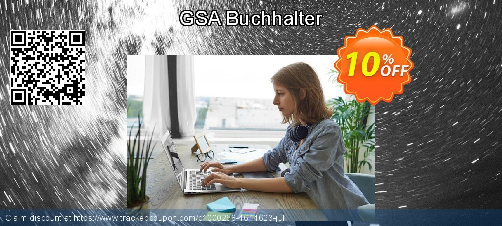 GSA Buchhalter coupon on Mothers Day sales