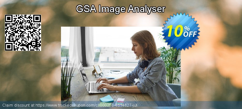 GSA Image Analyser coupon on Mothers Day offering discount