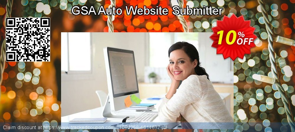 GSA Auto Website Submitter coupon on Mothers Day offering sales