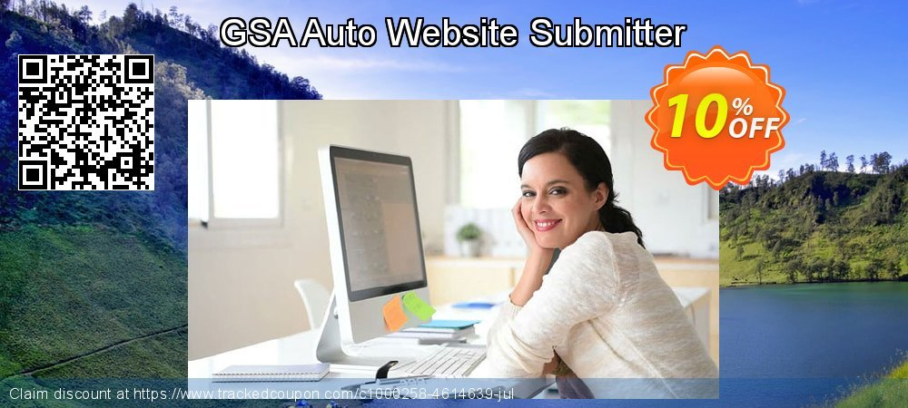 GSA Auto Website Submitter coupon on Hug Holiday promotions