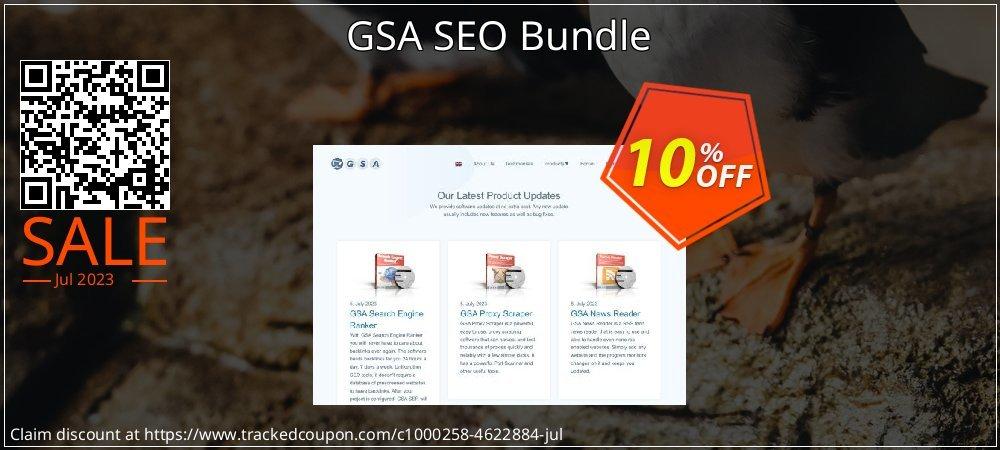 GSA SEO Bundle coupon on Mom Day promotions