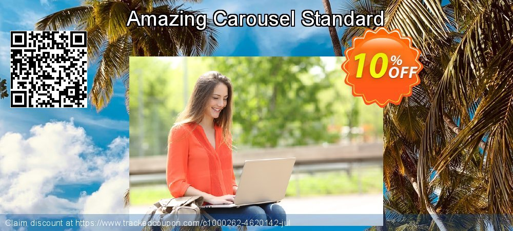 Get 10% OFF Amazing Carousel Standard deals