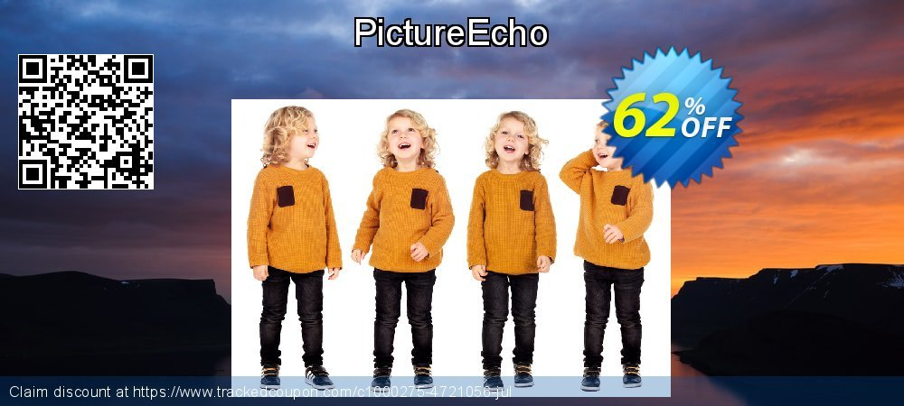 SORCIM PictureEcho coupon on Summer promotions