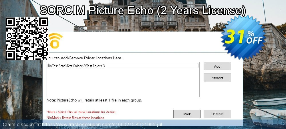 Get 30% OFF SORCIM Picture Echo (2 Years License) deals