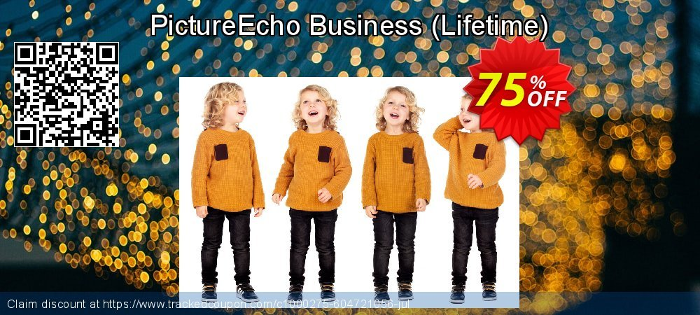 PictureEcho Business - Lifetime  coupon on  Lover's Day deals