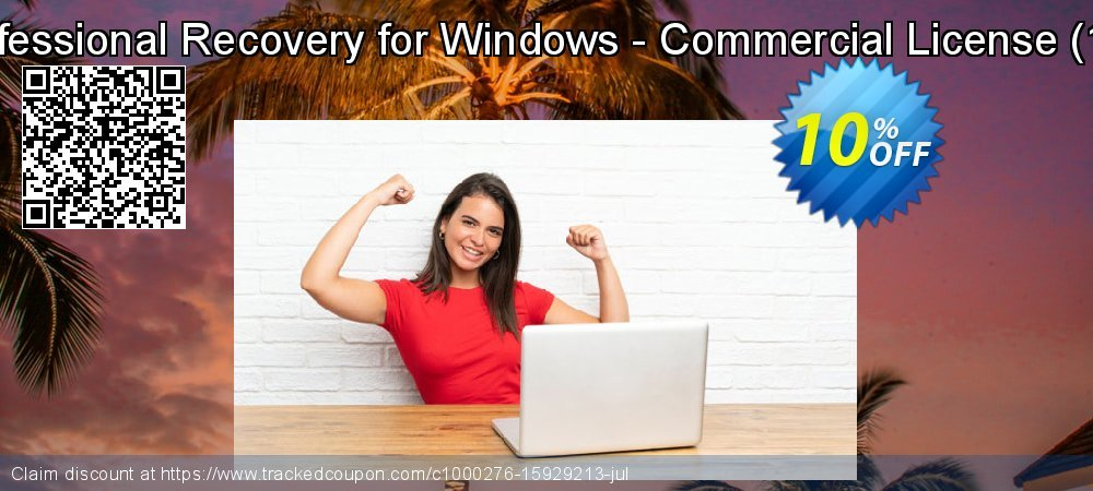 UFS Explorer Professional Recovery for Windows - Commercial License - 1 year of updates  coupon on Mothers Day super sale