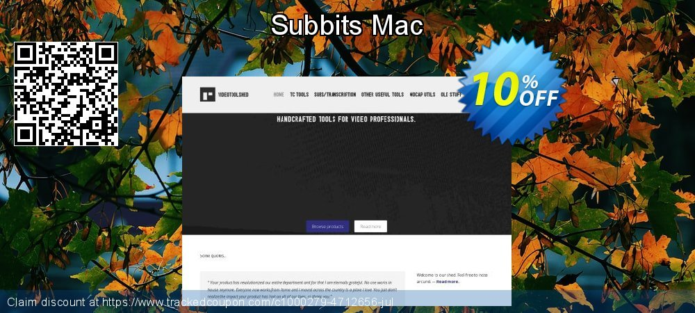 Subbits Mac coupon on Mom Day promotions