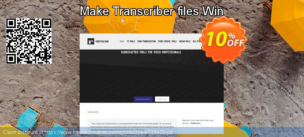 Make Transcriber files Win coupon on Mothers Day offering discount