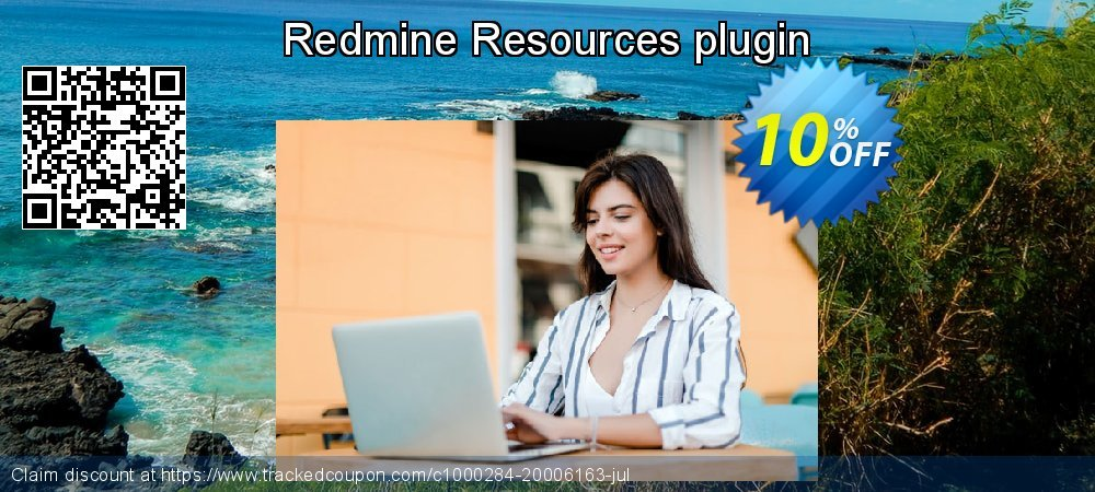 Redmine Resources plugin coupon on US Independence Day offer