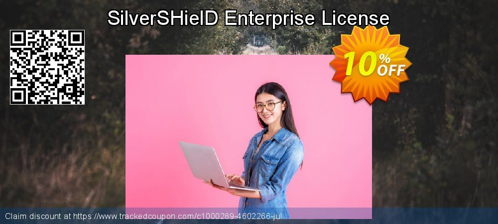 SilverSHielD Enterprise License coupon on April Fool's Day offering sales