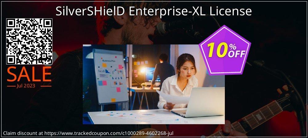 SilverSHielD Enterprise-XL License coupon on April Fool's Day deals