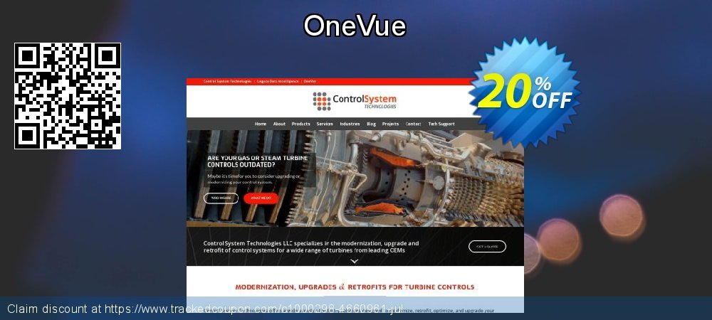 OneVue coupon on  Lover's Day discounts