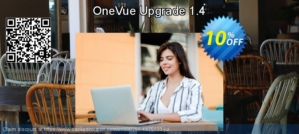 OneVue Upgrade 1.4 coupon on Lunar New Year offering discount
