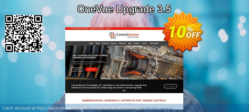 OneVue Upgrade 3.5 coupon on Lunar New Year promotions