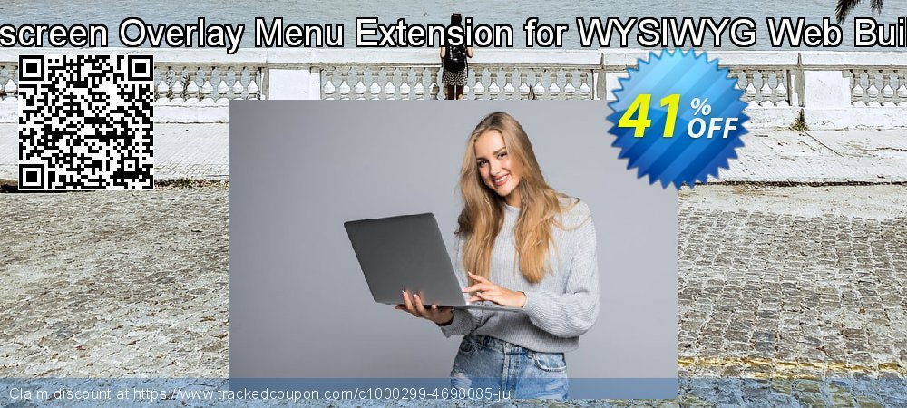 Fullscreen Overlay Menu Extension for WYSIWYG Web Builder coupon on Read Across America Day promotions