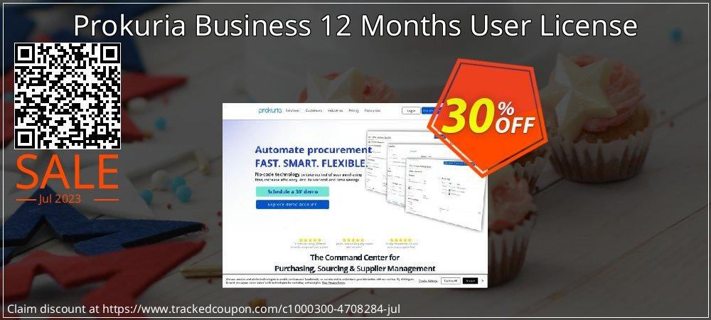 Get 30% OFF Prokuria Business 12 Months User License offering deals