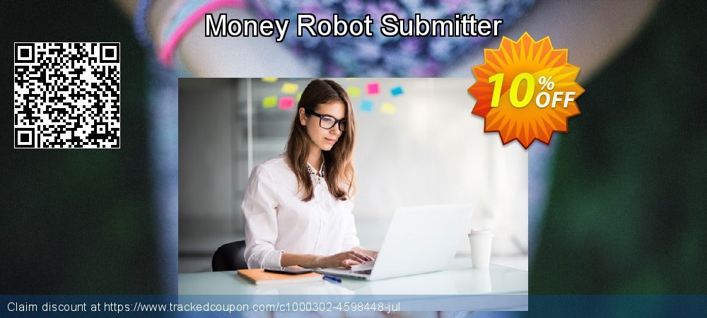Money Robot Submitter coupon on Mid-year discounts