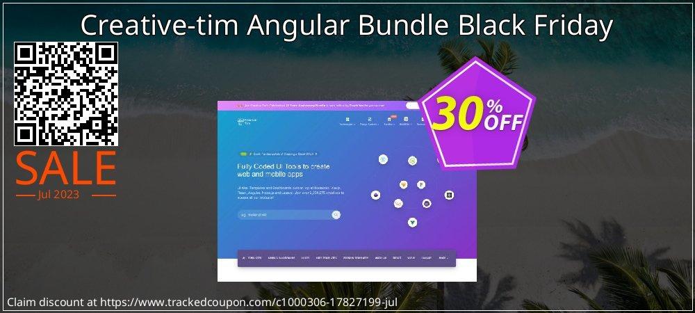 Get 30% OFF Angular Bundle BF 2018 offering sales