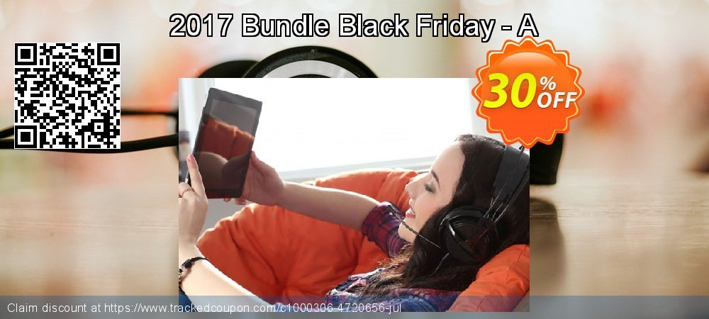 2017 Bundle Black Friday - A coupon on 4th of July sales