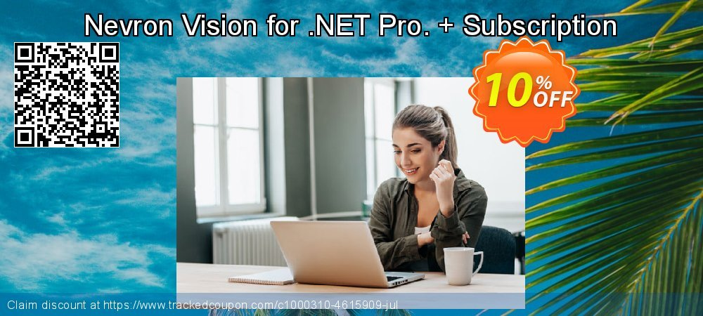 Nevron Vision for .NET Pro. + Subscription coupon on Back to School coupons deals