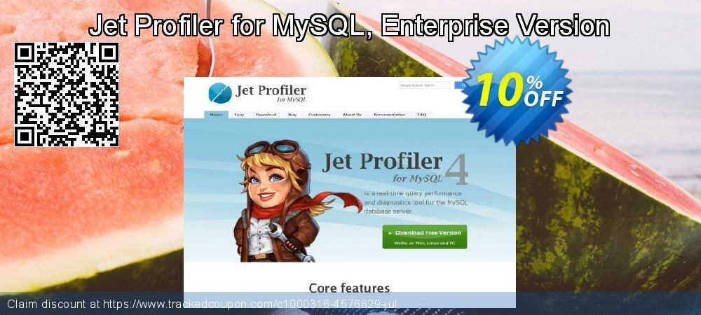 Jet Profiler for MySQL, Enterprise Version coupon on Valentine's Day discounts
