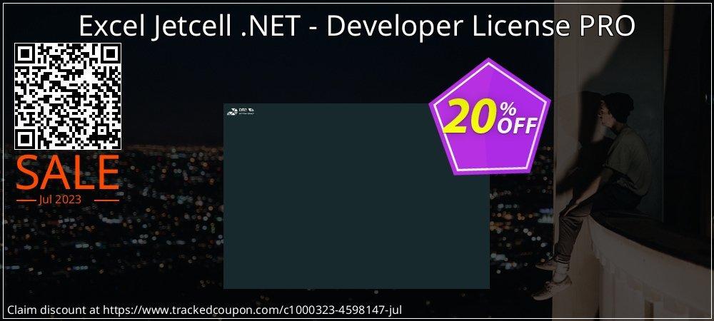 Excel Jetcell .NET - Developer License PRO coupon on Super bowl offer