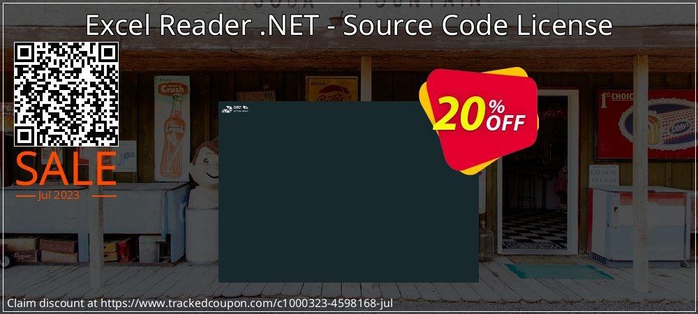 Excel Reader .NET - Source Code License coupon on Natl. Doctors' Day super sale