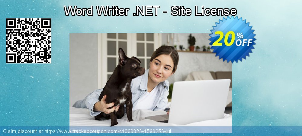 Word Writer .NET - Site License coupon on Summer offering sales