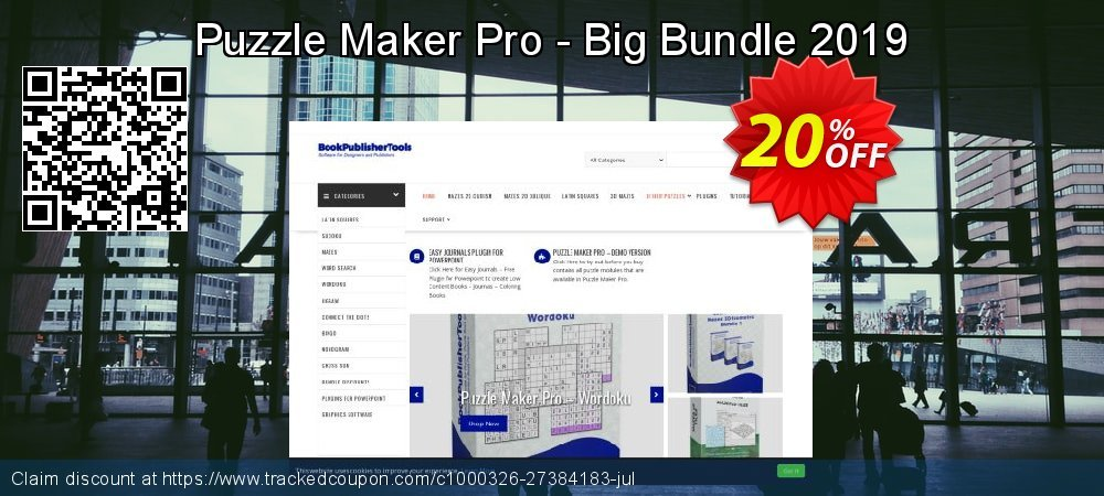Puzzle Maker Pro - Big Bundle 2019 coupon on Int'l. Women's Day offering discount