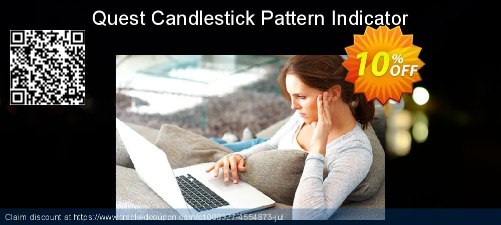 Get 20% OFF Quest Candlestick Pattern Indicator offering deals