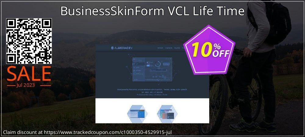 BusinessSkinForm VCL Life Time coupon on National Singles Day super sale