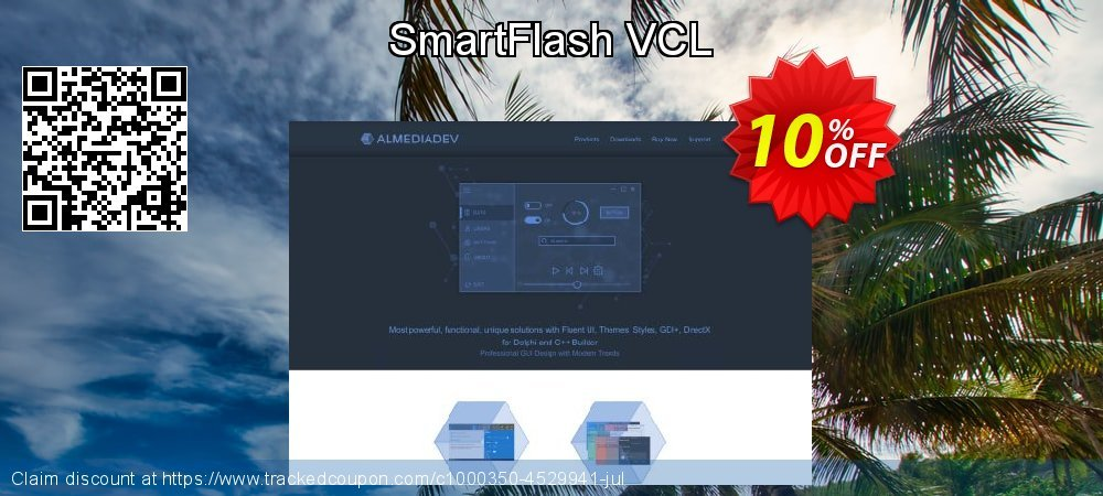 SmartFlash VCL coupon on American Chess Day offering sales