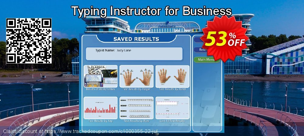 Typing Instructor for Business coupon on Native American Day discounts