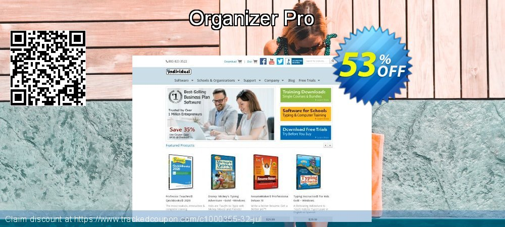 Organizer Pro coupon on Talk Like a Pirate Day promotions