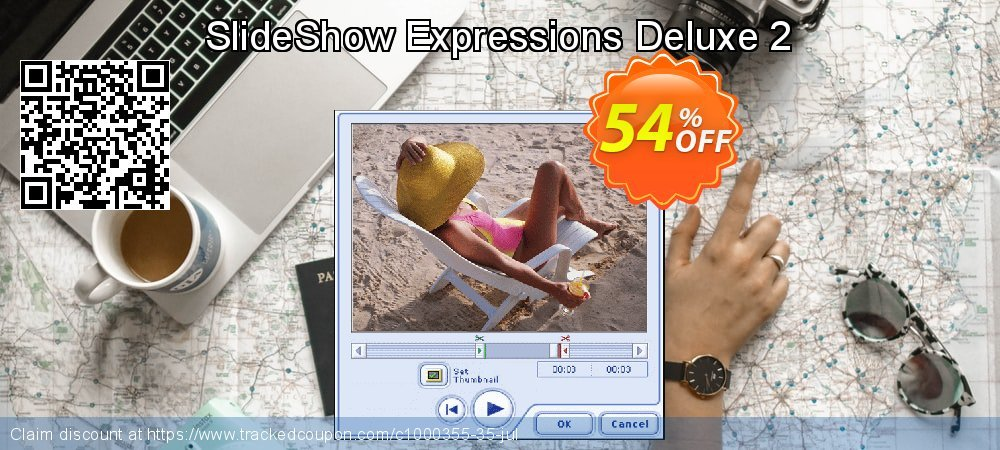 SlideShow Expressions Deluxe 2 coupon on National Family Day offer