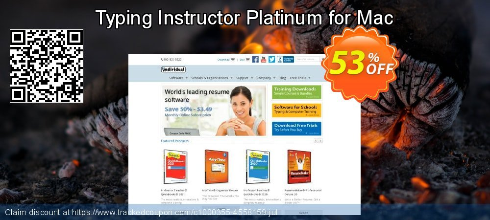 Typing Instructor Platinum - Mac coupon on Black Friday super sale