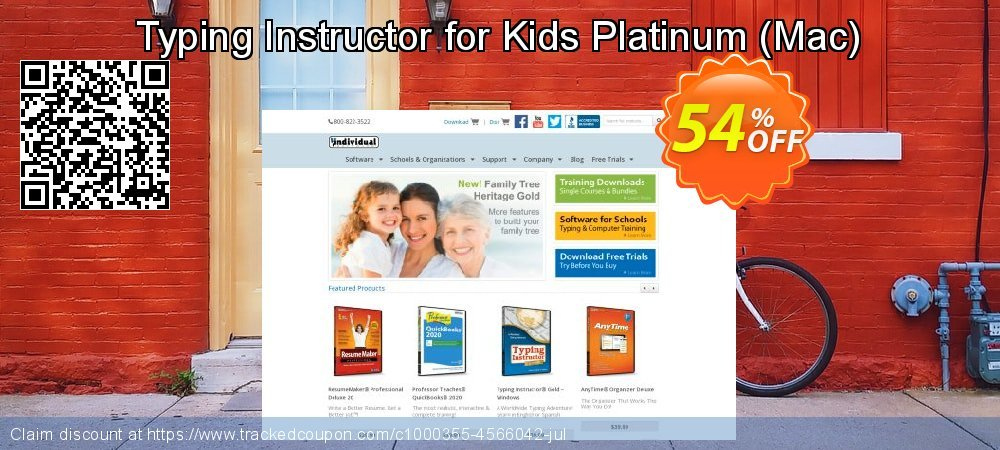 Typing Instructor for Kids Platinum - Mac  coupon on Wildlife month discount