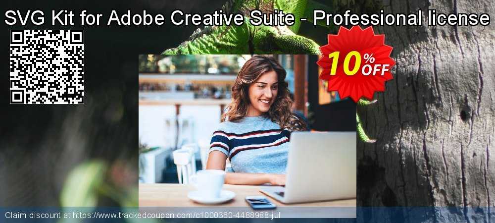 SVG Kit for Adobe Creative Suite - Professional license coupon on Valentine's Day offer