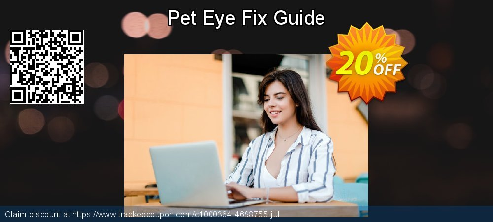 Get 20% OFF Pet Eye Fix Guide promo