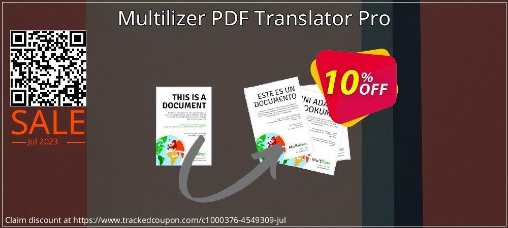Multilizer PDF Translator Pro coupon on Int'l. Women's Day discounts
