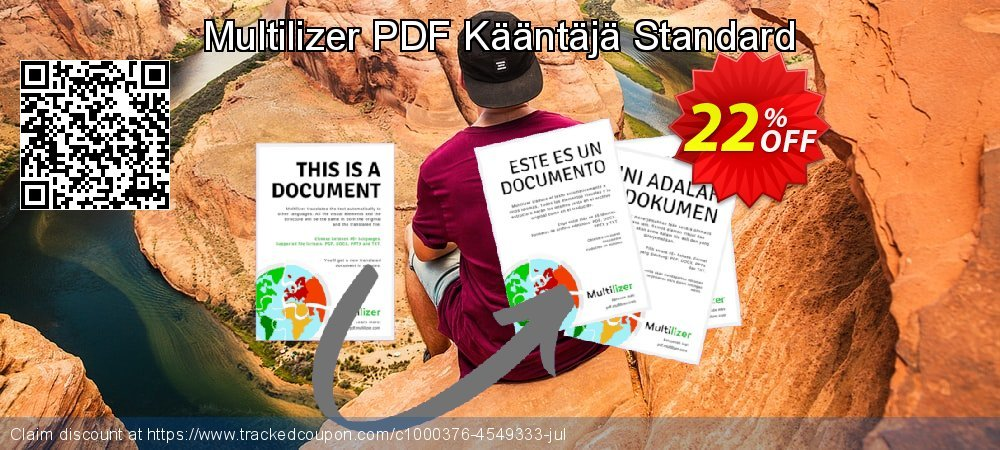 Multilizer PDF Kääntäjä Standard coupon on Int'l. Women's Day offering discount