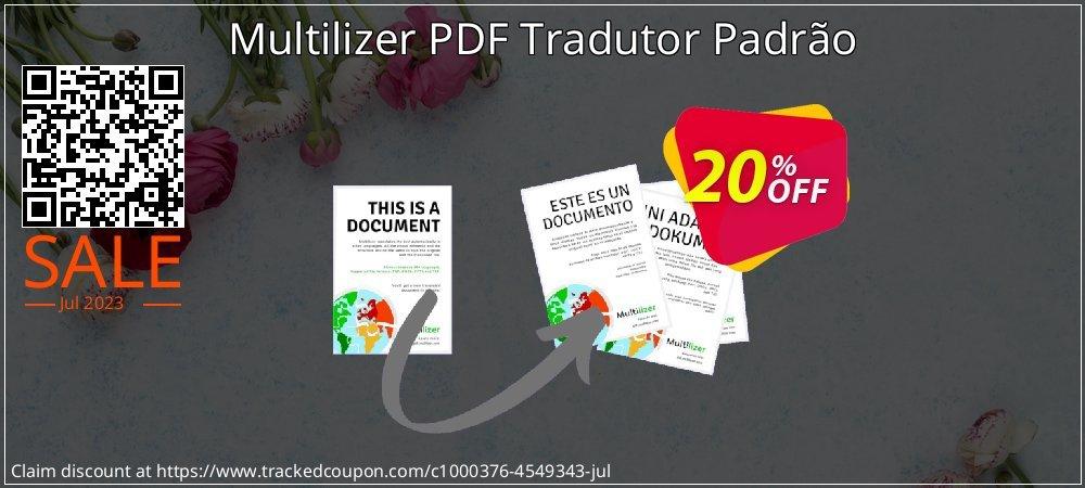 Multilizer PDF Tradutor Padrão coupon on Valentines Day offering discount