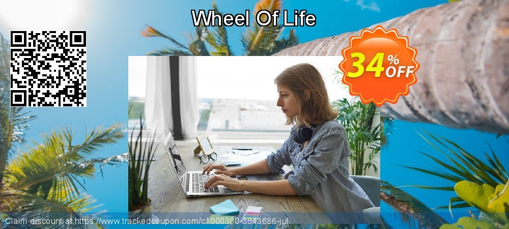 Get 30% OFF Wheel Of Life offering deals