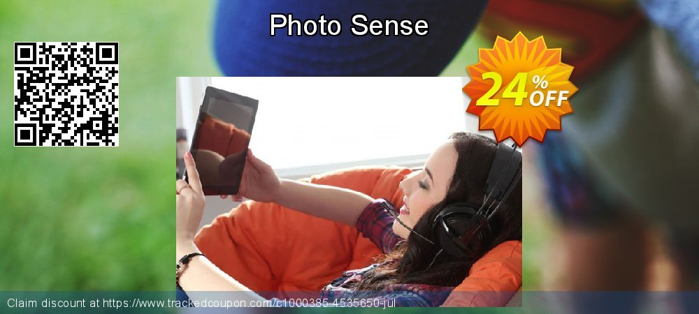 Get 20% OFF Photo Sense offering discount