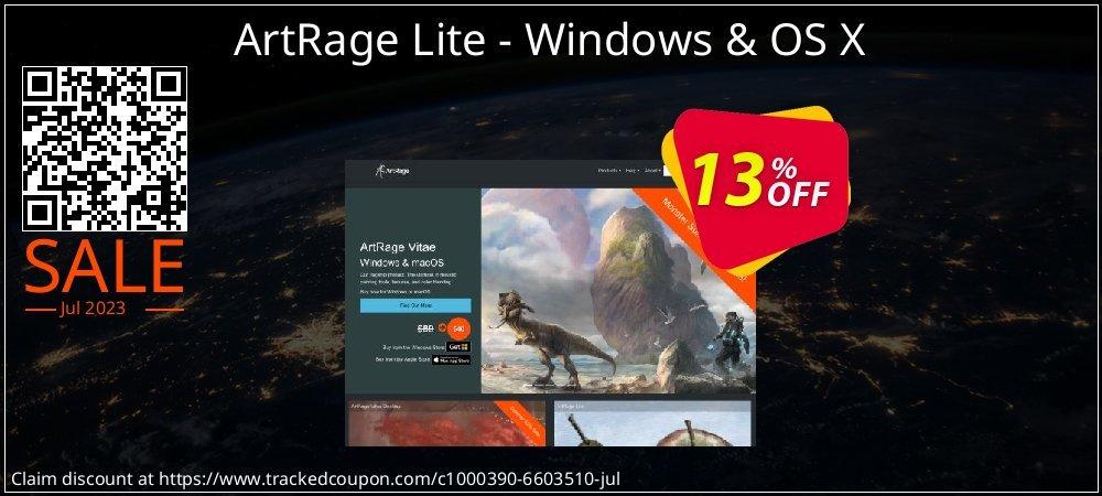 ArtRage Lite - Windows & OS X coupon on Thanksgiving discounts